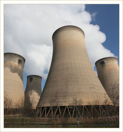 drax power station hotel